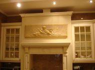 Художественная роспись и отделка частной квартиры