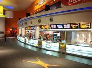 Декоративная отделка в интерьере кинотеатра