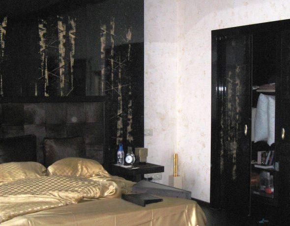 Декоративная отделка стен в частном доме